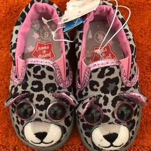 Jump A Roos Shoes Size 6 Toddler-NWT